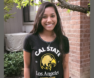 Jessica Hayes-Cal State Los Angeles