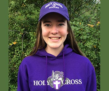 Mariah Brown-College of the Holy Cross