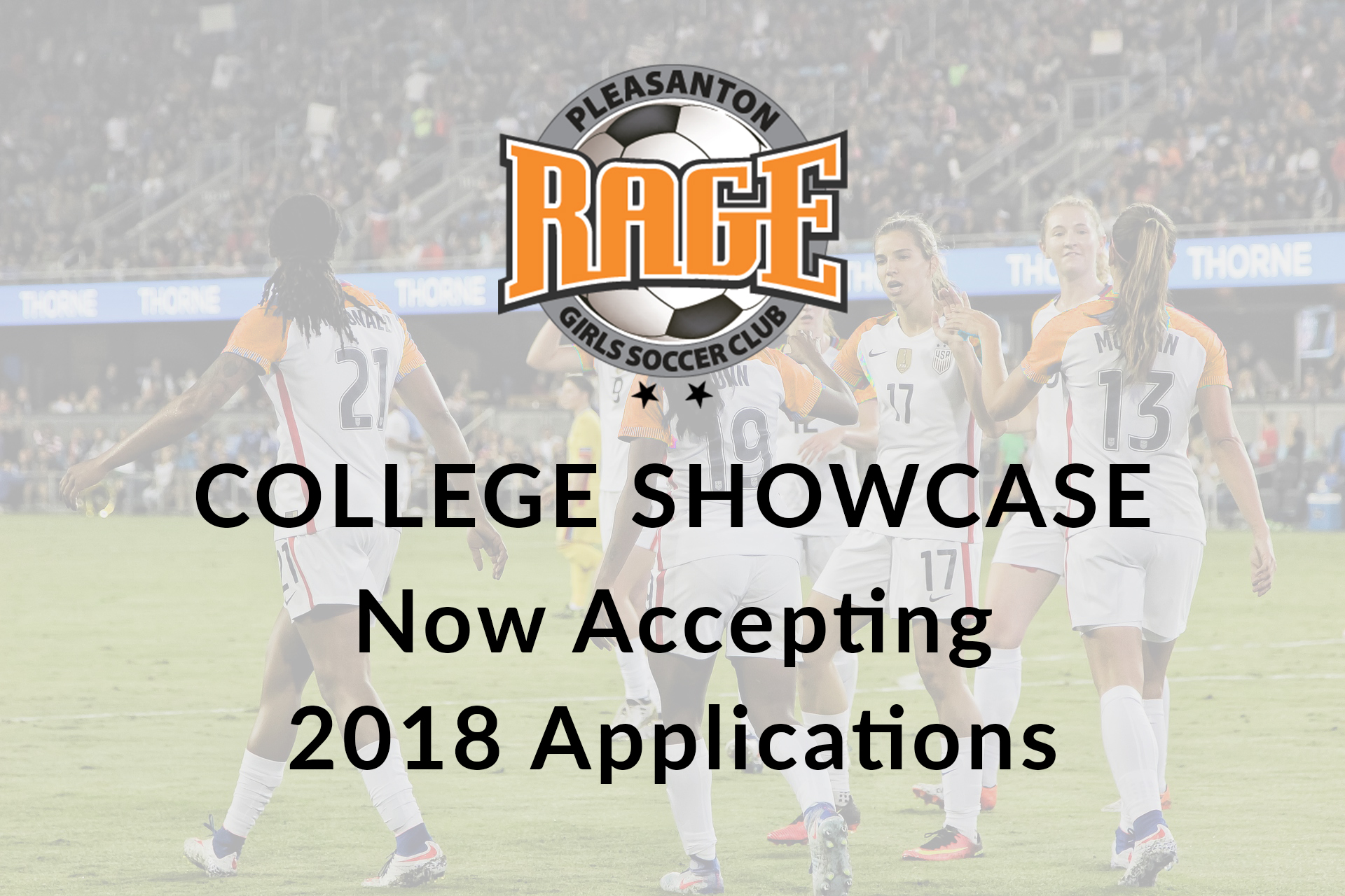 College Showcase App 2018