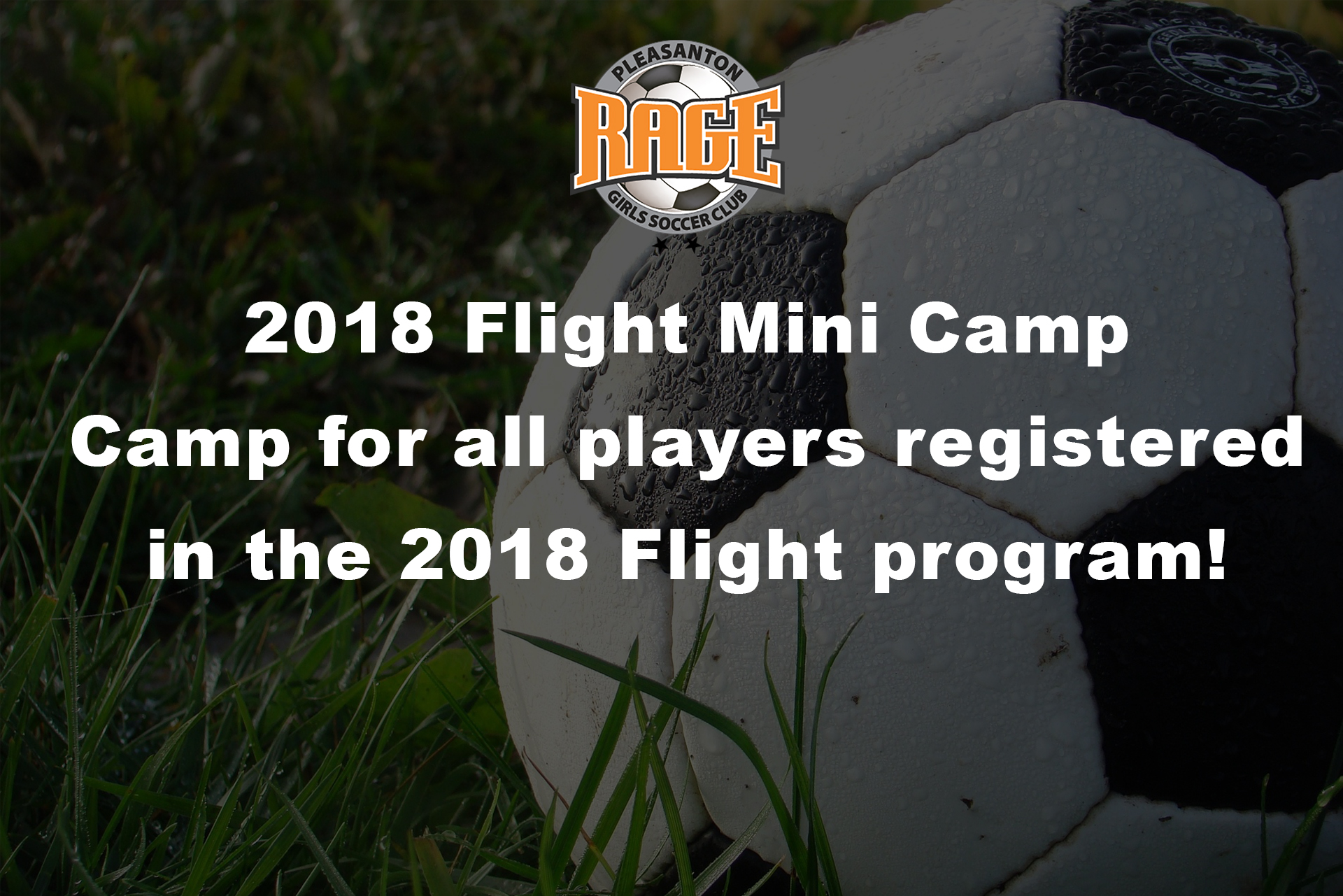 flight mini camp
