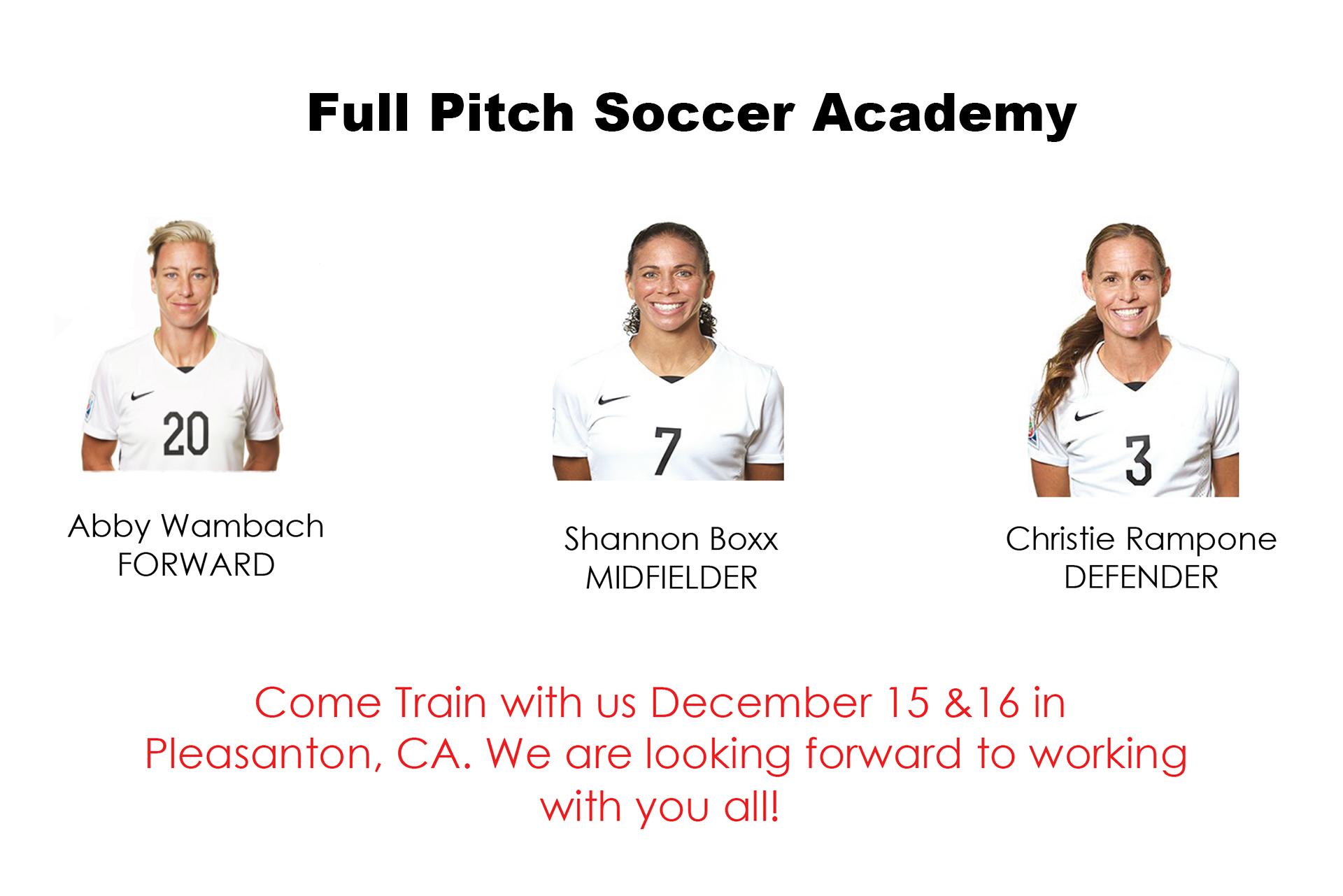 FP Soccer Academy