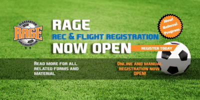 Rec Registration open