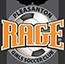 Pleasanton RAGE Logo
