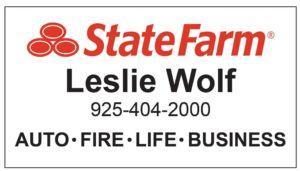 State Farm - Leslie Wolf