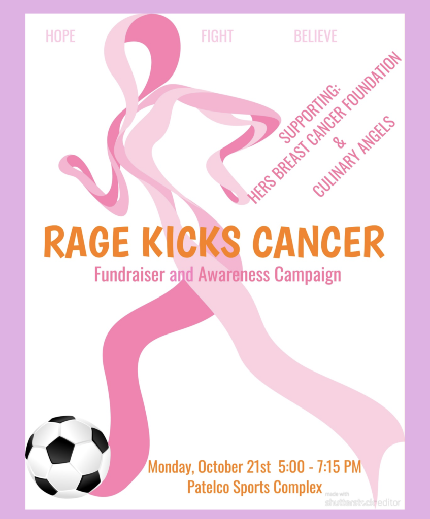RAGE Kicks Cancer