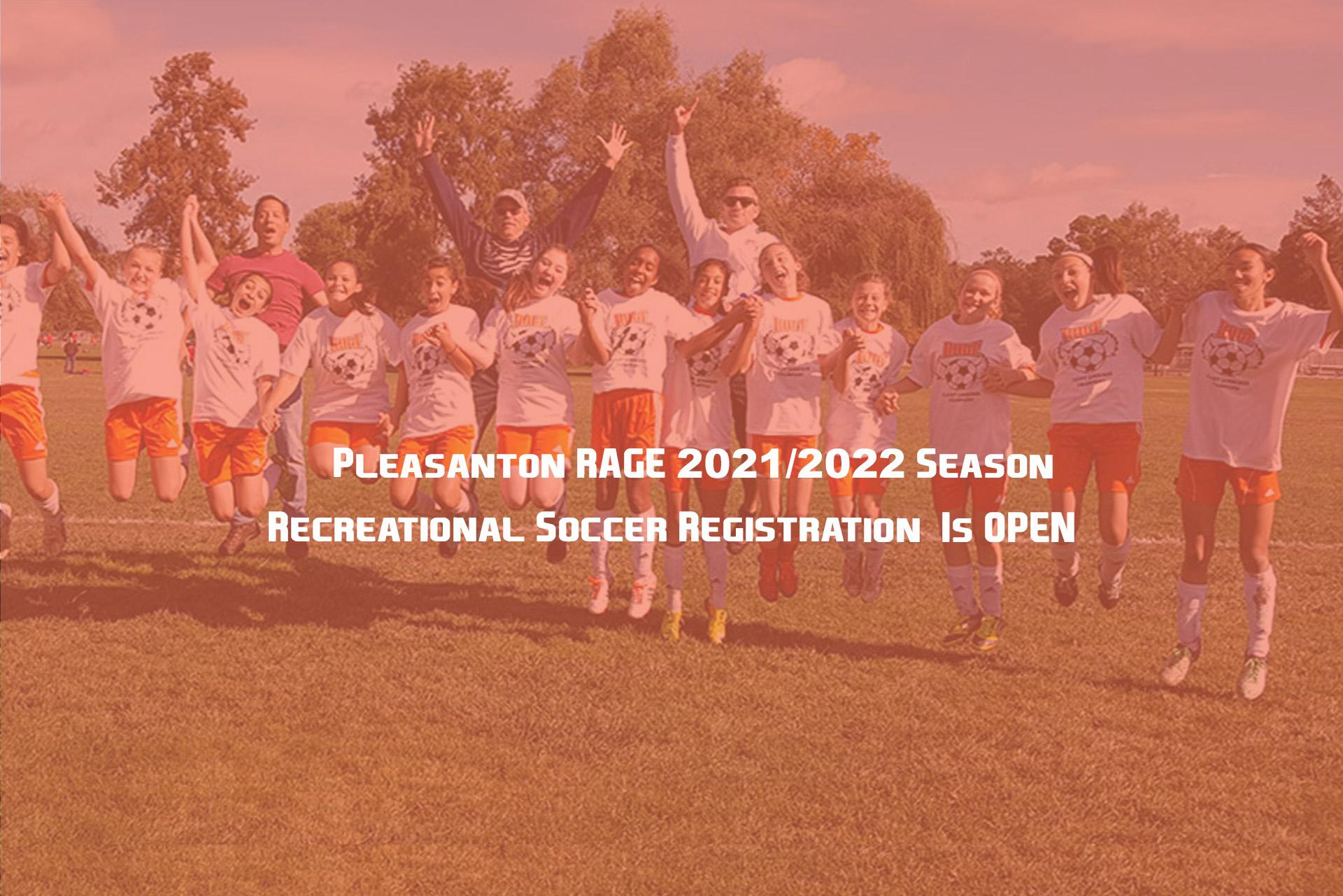 rec soccer open