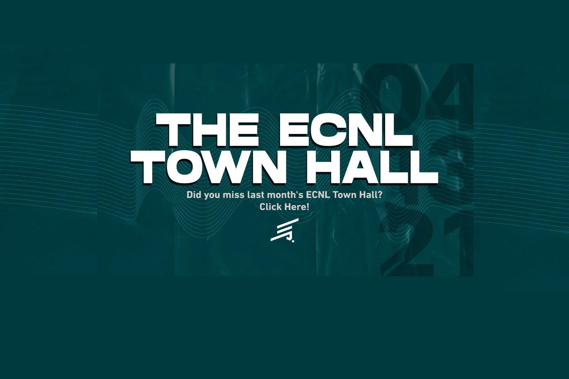 ECNL Town Hall