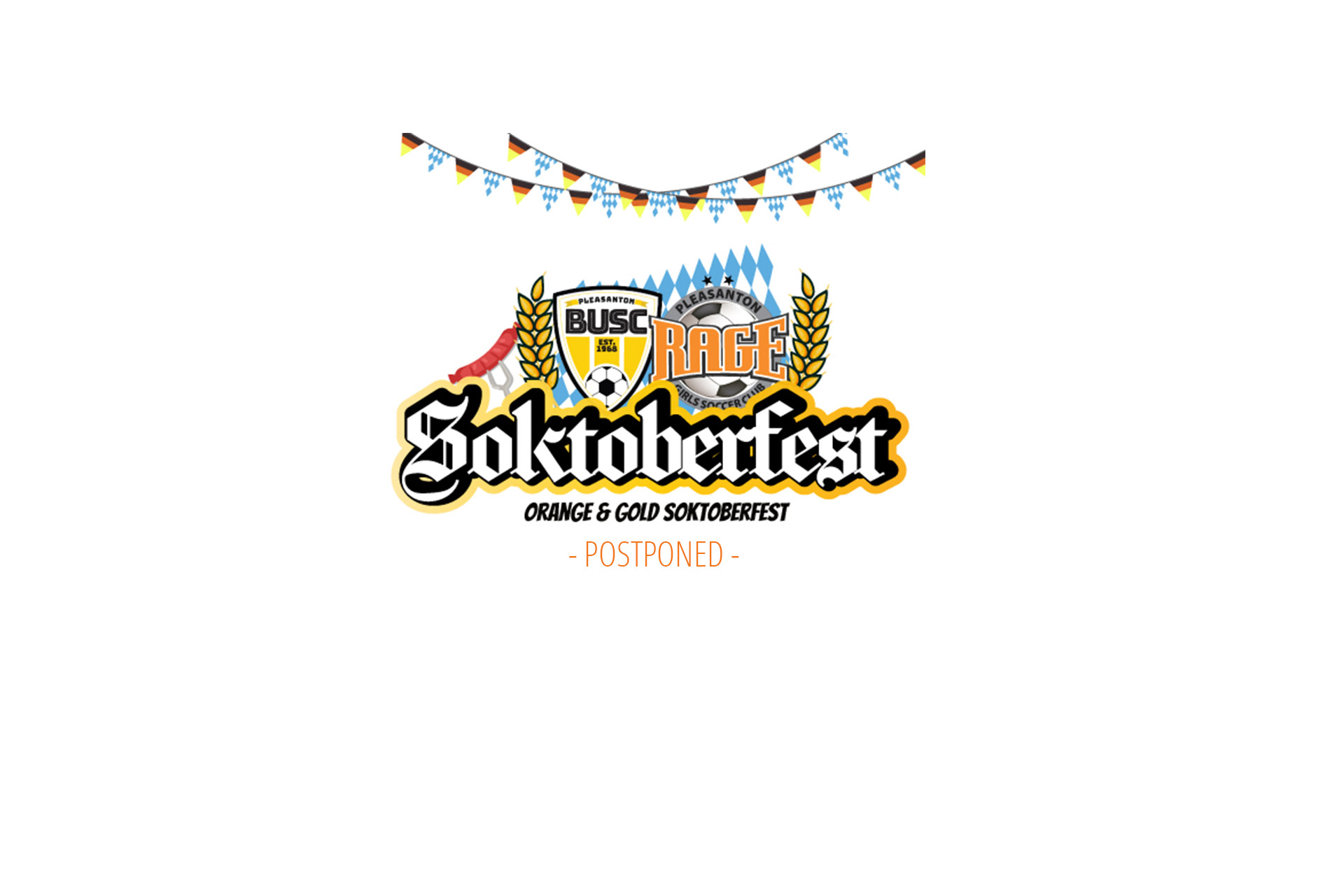 Soktoberfest -postponed